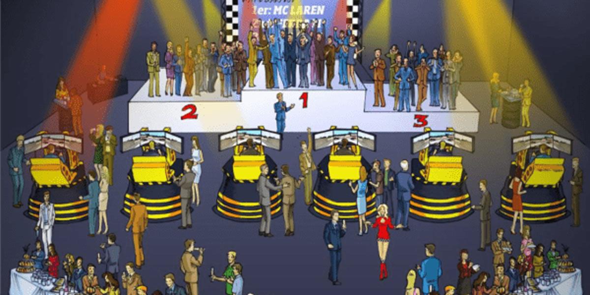 Grand Prix Virtuel Team Building
