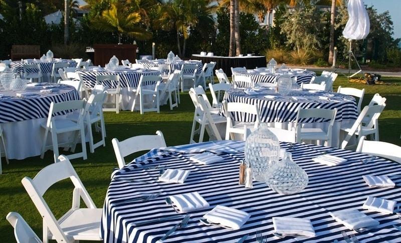 Organiser une garden party - dejeuner pic-nic