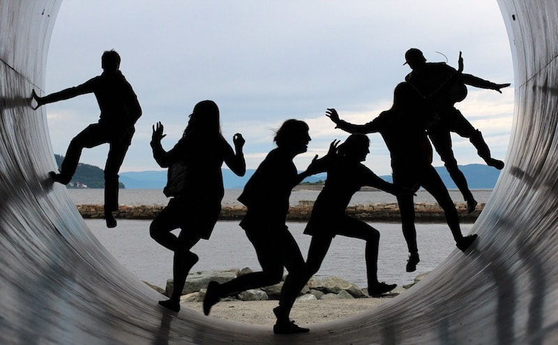activité team building paris - jeu collectif