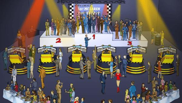 Team Building Grand Prix Virtuel – Idée De Team Building Par équipe