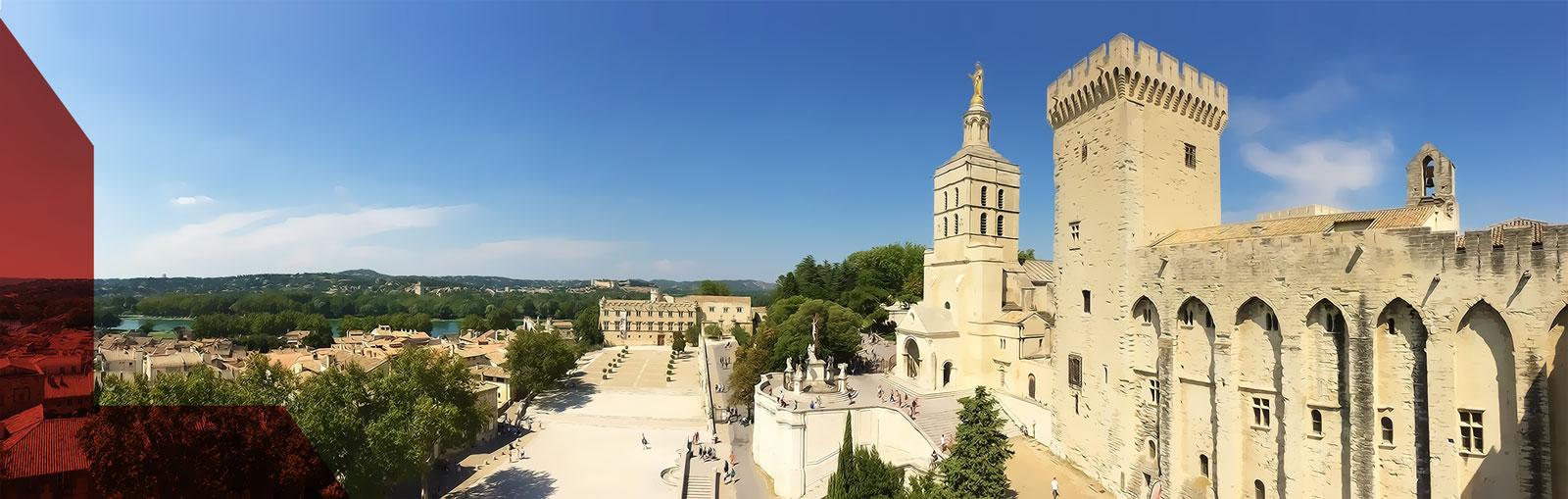 Team building Avignon Ice break - la destination pour un événement d'entreprise