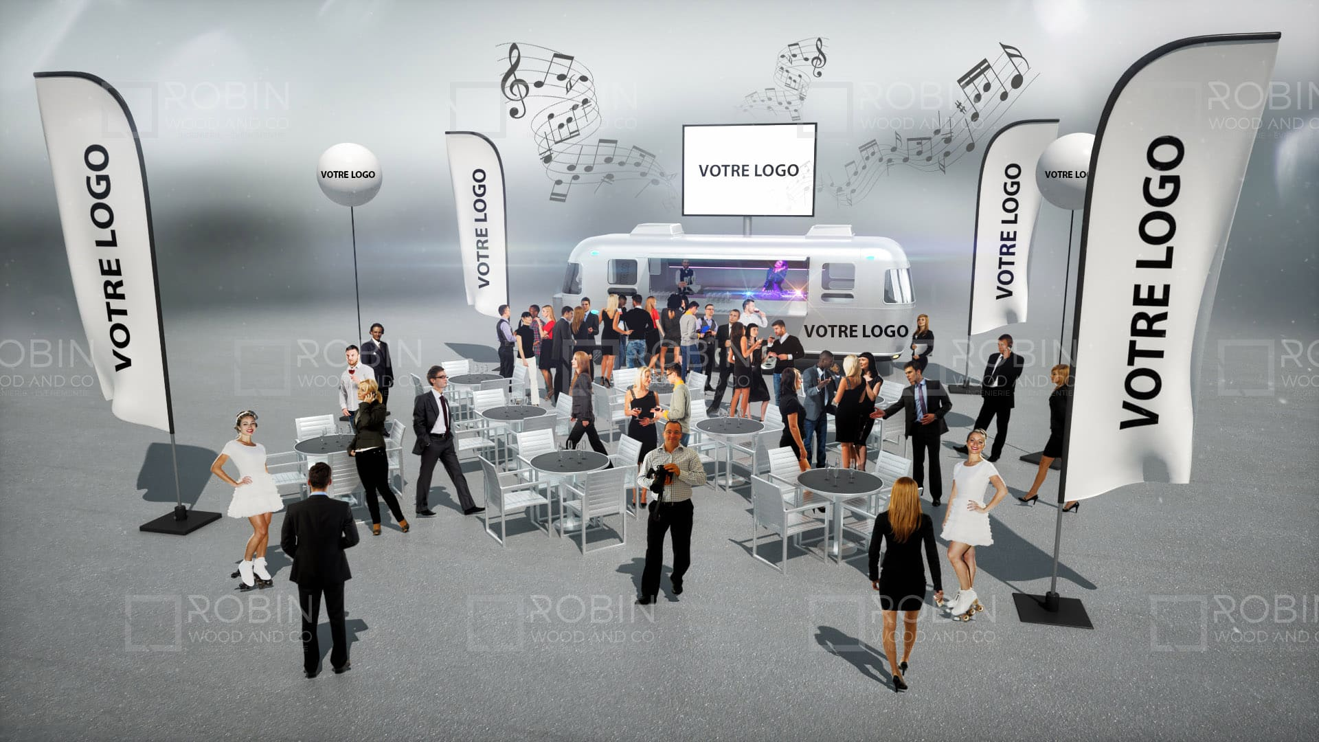 Anniversaire D'entreprise – Business Day