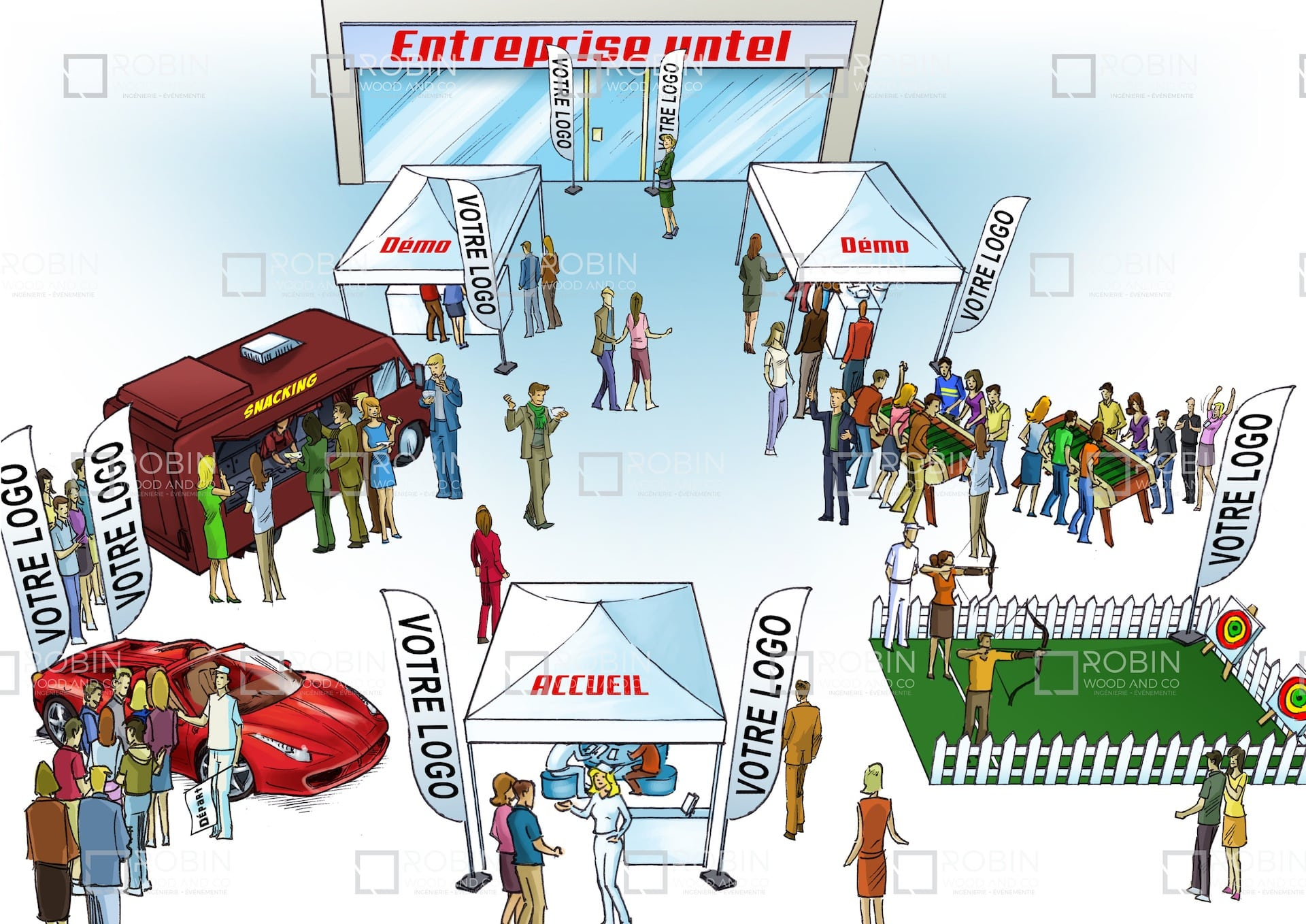 Workshop Business Convivialité