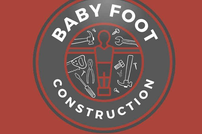 Team building-Baby foot construction
