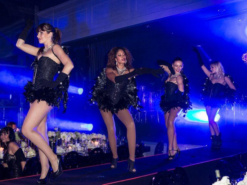 Show Glamour Girls - Sur Scène