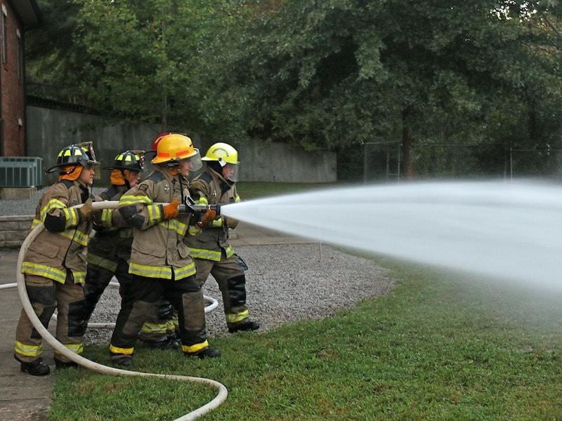 Séminaire D'entreprise - Team Building Pompiers Collectifs