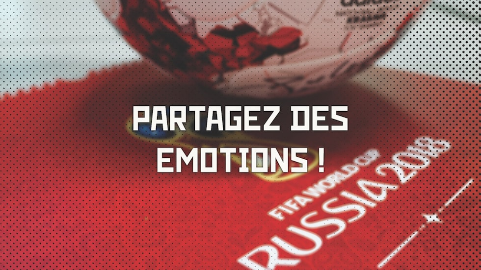 Incentive Organisez Une Soiree Coupe Du Monde Pour Partager Des Emotions