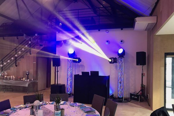 Evenementiel Dance Floor - Show Lumière