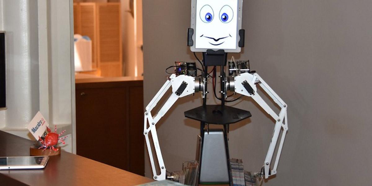Robot Evenement Entreprise