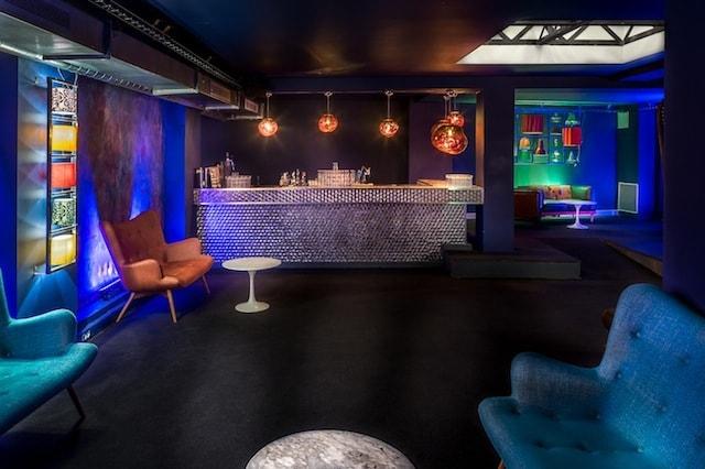 Lieu événementiel Club Faubourg