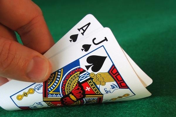 Animation casino entreprise - black jack