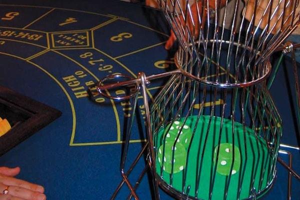Animation casino entreprise - table de casino