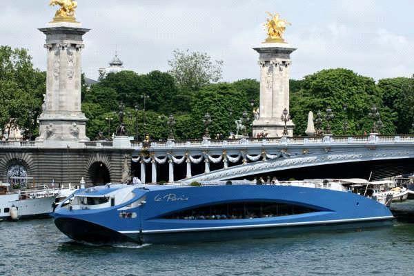 Lieu événementiel Le Bateau Prestige Paris