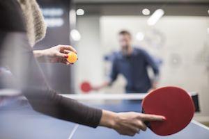Séminaire Expédition Dieppe - Animation Ping Pong