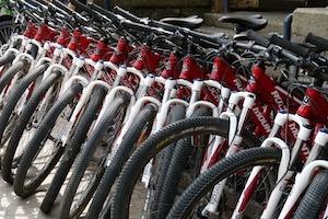Incentive Avignon Événementiel - Randonnée Vélo électrique