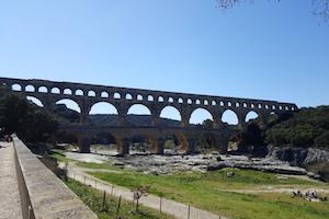 Incentive Avignon événementiel - Déjeuner Au Pont Du Gard
