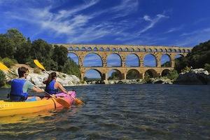 Incentive Avignon événementiel - Descente En Canoë Du Gardon