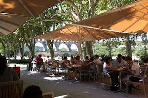 Incentive Avignon événementiel - Déjeuner En Terrasse
