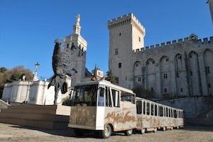 Incentive Avignon événementiel - Visite En Petit Train