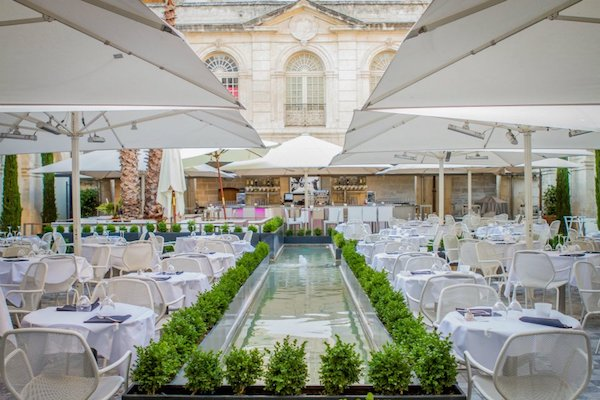 Incentive Avignon Événementiel - Vue Du Cloitre De Jour