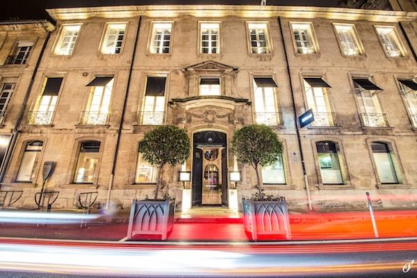 Incentive Avignon Événementiel - Vue De L'entrée Rue