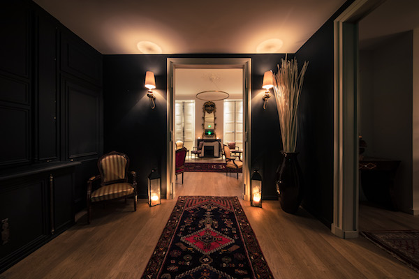 Incentive Avignon Événementiel -vue Du Hall D'entrée De L'appartement