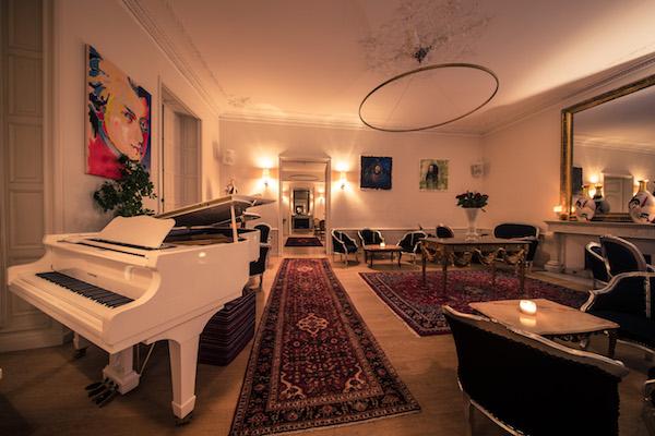 Incentive Avignon Événementiel - Piano Blanc