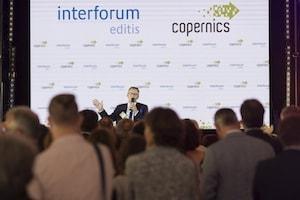 Inauguration Entreprise 100e - Discours Avec Vidéo Sur Scène