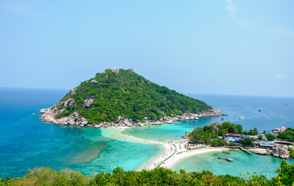 lieux atypiques événementiels - une île pour votre événement