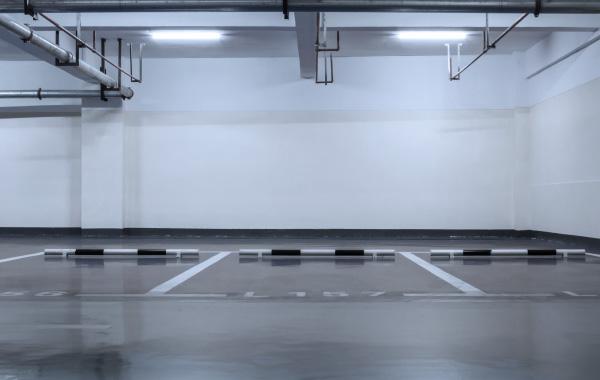 lieux atypiques événementiels - parking sous sol