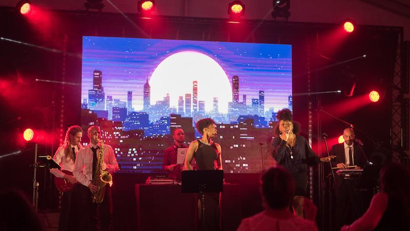 organisation soirée entreprise - Animation Paris - concert live