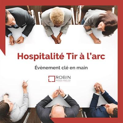 Agence événementielle Paris - Organiser une hospitalité tir à l'arc événementielle