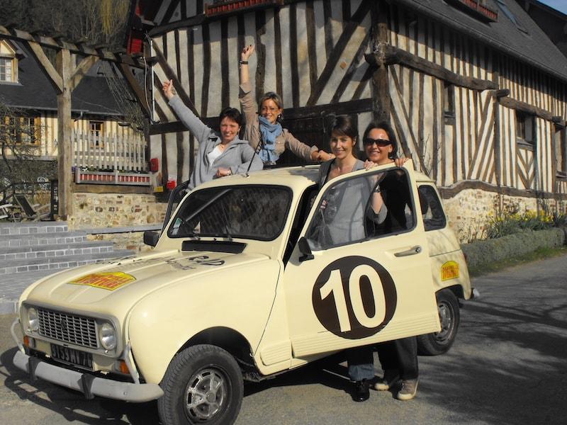 Séminaire D'entreprise - Rallye Auto Culturel Avec énigmes Et Défis Collectifs