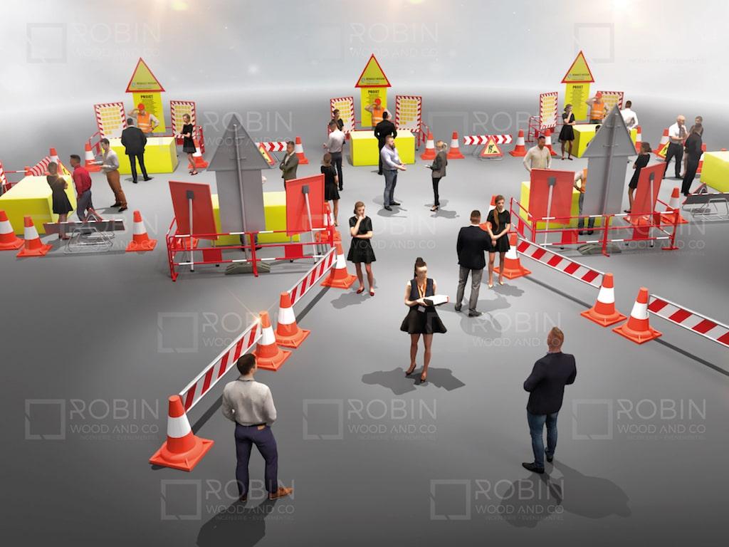 animer un workshop paris - Rough événement concept construction Networking
