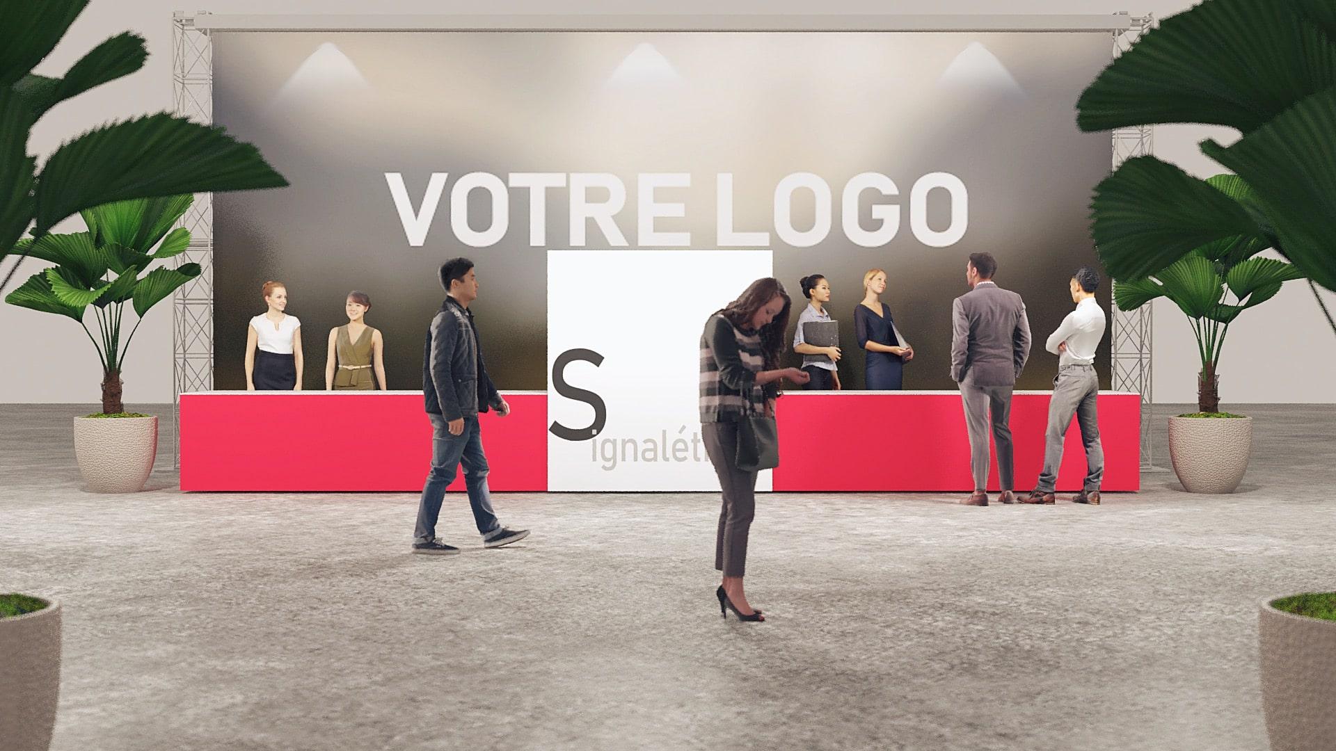Inauguration entreprise - accueil événementiel