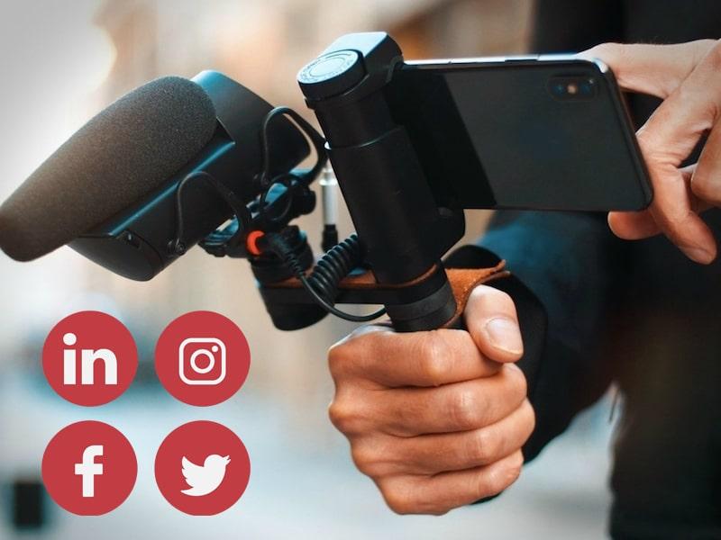 Organiser des portes ouvertes Le budget prévisionnel - vidéo live pour les réseaux sociaux