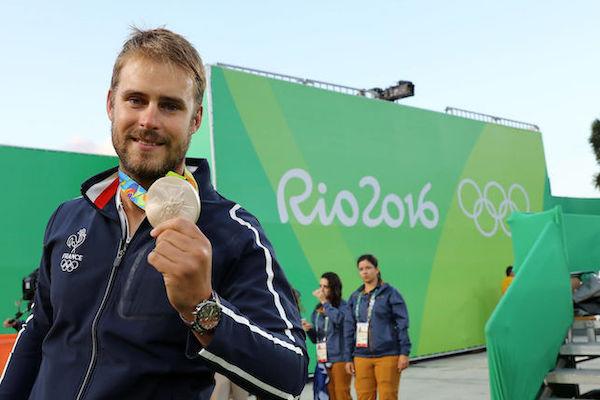Team-building Tir à l'arc sur parcours - Jean Charles Valladont 2eme aux JO de Rio